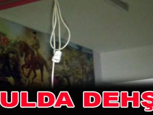 OKULDA DEHŞET