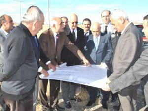 AK Parti Milletvekilleri İncesu Osb'de İncelemelerde Bulundu
