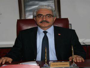 Kayseri Kamu Hastaneleri Birliği Genel Sekreteri Prof. Dr. Ahmet Gödekmerdan: