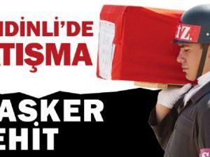 Hakkari Şemdinli'de PKK İle Sıcak Temas: 1 şehit