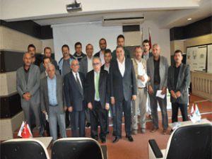 BAŞKAN ÜNLÜ:KAYSERİ'DE 'HUBUBAT TİCARET MERKEZİ' KURULACAK