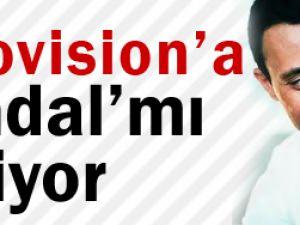 Mustafa Sandal'ın Eşinden Eurovision Mesajı