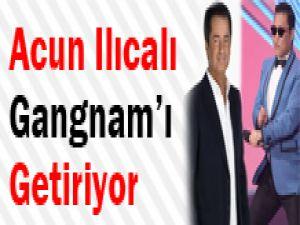Acun Ilıcalı Gangnam Style'ı Türkiye'ye getiriyor