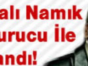 Otomobilinde Uyuşturucu İle Yakalanan Ankaralı Namık Gözaltına Alındı!..
