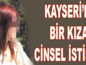 KAYSERİ'DE CİNSEL İSTİSMARA 2 YIL 6 AY HAPİS