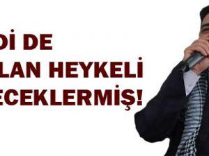 Selahattin Demirtaş: Öcalan'ın heykelini dikeceğiz