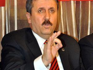 Mustafa Destici'den açlık grevi ve idam cezası açıklaması