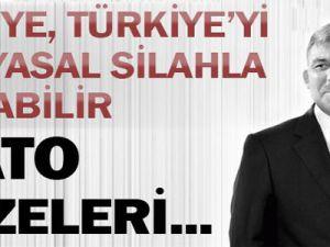 Abdullah Gül'den Kimyasal Silah Uyarısı