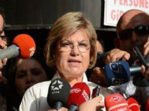 Komisyon sordu Tansu Çiller'in gözleri doldu