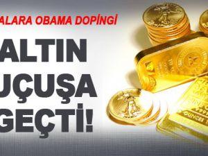 ABD Seçimi Altını Uçurdu!