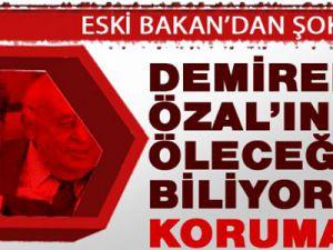 Halil Şıvgın: 'Demirel, Turgut Özal'ın öleceğini biliyordu.'