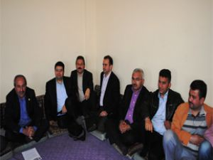 Eğitim-Bir-Sen Kasım Ayı İl Divan Toplantısı Akkışla'da Yapıldı.