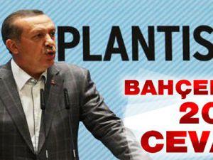 Başbakan Erdoğan'dan '2023'ü Bizden Çaldınız' Diyen Devlet Bahçeliye Cevap!..