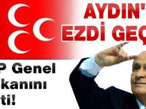 Devlet Bahçeli Yeniden MHP Genel Başkanı