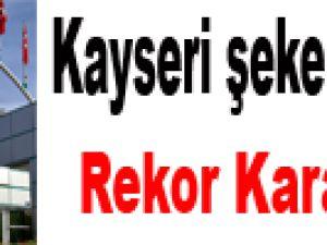 KAYSERİ ŞEKER FABRİKASI A.Ş. KREDİ DERECELENDİRME RAPORUNDAN TAM NOT ALDI