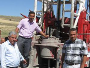 Yemliha belediyesi'nde içme suyu çalışmaları