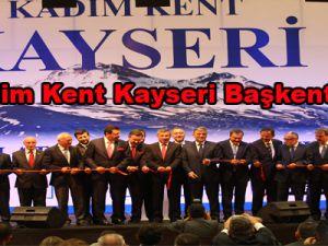 Kadim Kent Kayseri Başkent'te
