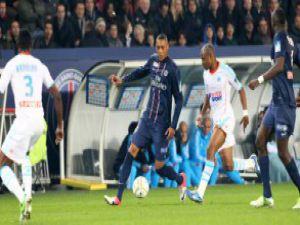 PSG'den Marsilya'ya kupa darbesi