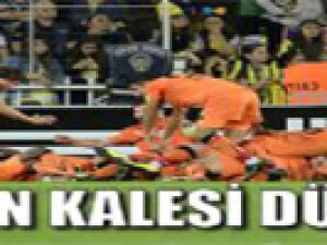 Fenerbahçe, Antalya'ya Fena Mağlup Oldu!..