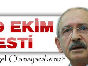 Kemal Kılıçdaroğlu'ndan 29 Ekim Resti