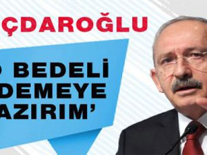 Kemal Kılıçdaroğlu'nun Silivri konuşması
