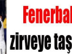 Fenerbahçe'yi zirveye taşıyan gol