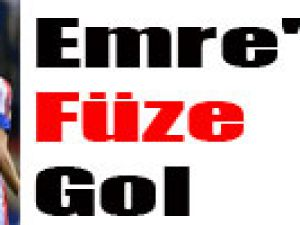 Emre'den Füze Gol-Video
