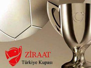 Ziraat Türkiye kupası'nda Kayserispor ve Erciyesspor'un rakipleri