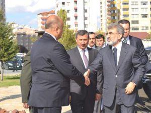 Eneri ve Tabii Kaynaklar Bakanı Taner Yıldız Kayseri'de