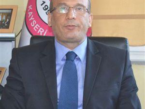 Kayseri Oto Galericiler Sitesi Başkanı Bilal Atabey Kurban Bayramı Mesajı