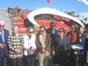 Bünyan Belediyesi Ziya Turgut Parkı Açıldı