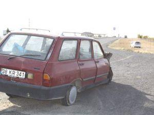 İncesu'da Trafik Kazası: 4 Yaralı