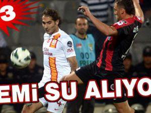 Gençlerbirliği Galatasaray: 3-3