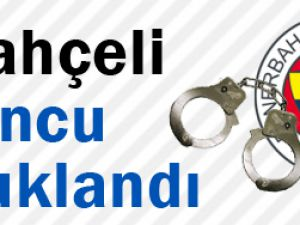 Fenerbahçeli Oyuncu Tutuklandı!