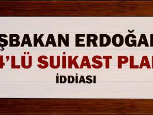 Başbakan Tayyip Erdoğan'a C4'lü Suikast Planı İddiası