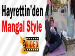 Hayrettin'in Mangal Style şarkısı izle