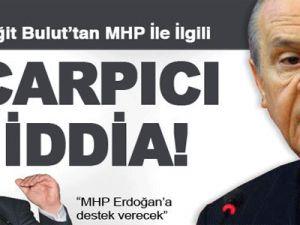 Yiğit Bulut'tan MHP Hakkında Çarpıcı İddia!