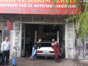 MODİFİYE'DE SINIR TANIMAYAN EKİP