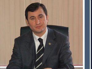 AK Parti Kayseri İl Başkanı Ömer Dengiz.