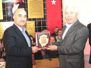 Başkan Yıldırım'a Eğitim Ödülü