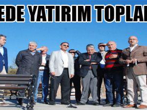 ZİRVEDE YATIRIM TOPLANTISI