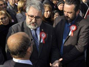 Chp Milletvekili  Kulkuloğlu Valilik Protokol Müdürü ile tartıştı