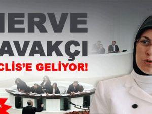 Merve Kavakçı 13 Yıl Sonra Meclise Çağrıldı!