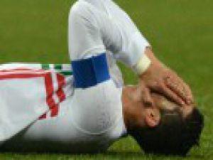 Ronaldo Rusya'da çok üzüldü: 1-0