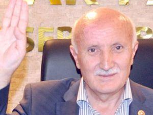 Milletvekili Karayel  Kayserispor maçına hak hukuk bilen hakem gönderin