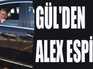 GÜL'DEN ALEX ESPİRİSİ!