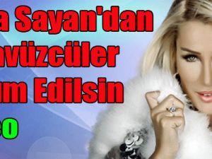 Seda Sayan'dan Tecavüzcüler Hadım Edilsin-Video
