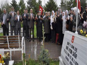MHP'Lİ KADINLARDAN ŞEHİTLER İÇİN HATİM DUASI
