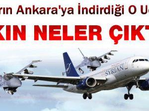 Türkiye'nin İndirdiği Uçaktan Ne Çıktı Suriye'ya Ait Uçaktan Askeri Malzemeler Çıktı!