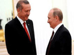Putin'in Türkiye ziyaretini erteledi